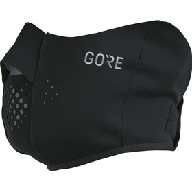 GORE WEAR Windstopper Masque cache-nez anti-froid, black